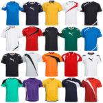 Puma Herren Fußball-Trikots für je 11,99€ inkl. Versand