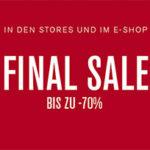 s.Oliver Final Sale mit bis zu 70% Rabatt + 15% Extra-Rabatt