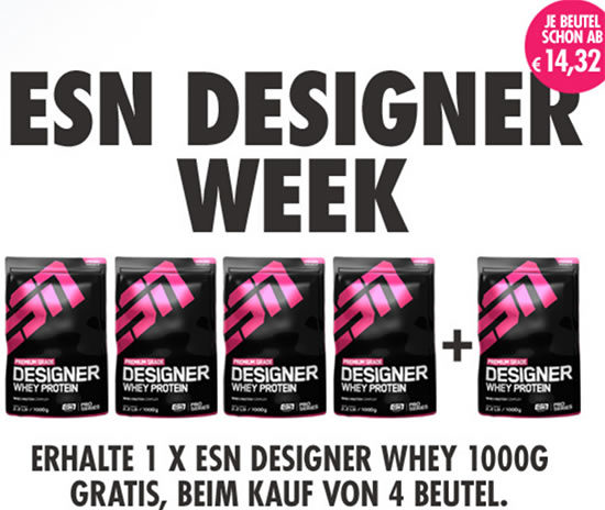ESN Whey Angebot Proteine Deals