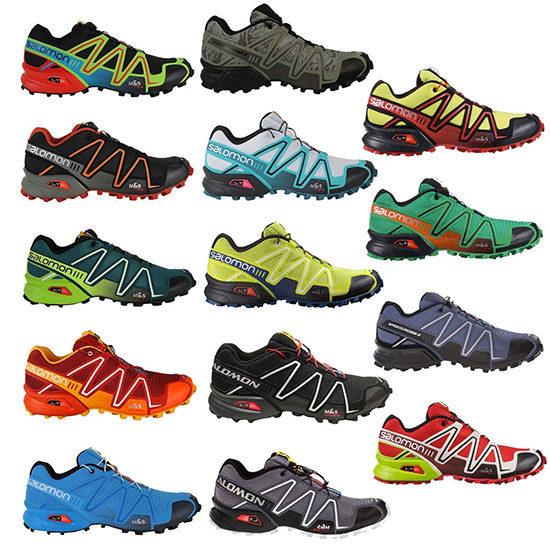 Schuhe Laufschuhe Cross Running Salomon günstig deal