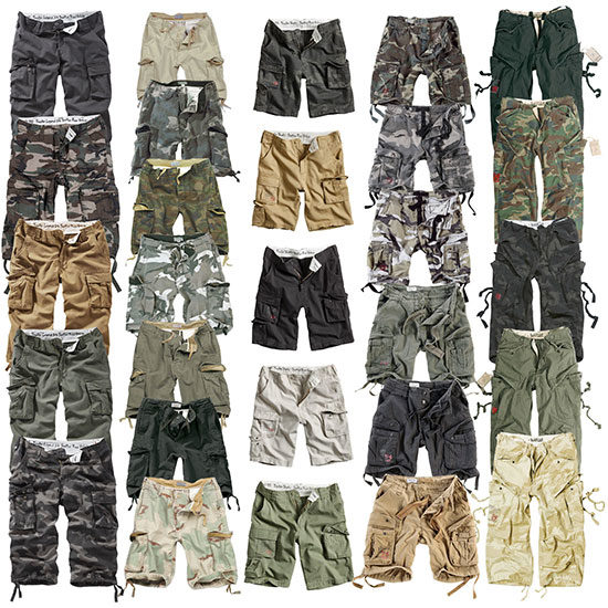 Shorts Surplus Angebot Deal