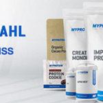 Myprotein: Gratis bestellen – dank 10€ Gutschein ohne Mindestbestellwert