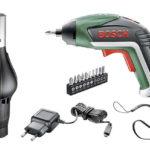 Bosch IXO V Akku-Schrauber mit Gebläseaufsatz für 23,45€ inkl. Versand