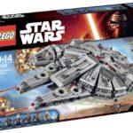 Lego Star Wars Millennium Falcon für 99,00€ inkl. Versand (statt 119,94€)