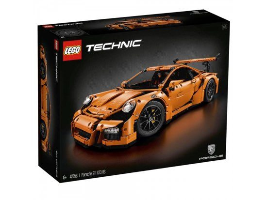 Lego Technic Porsche GT3 RS Auto Spielzeug