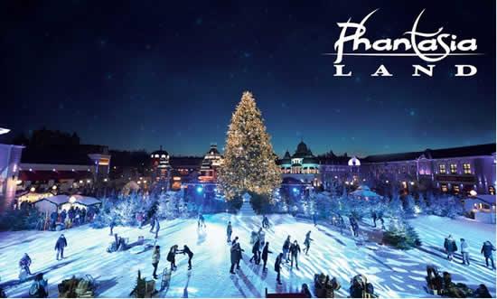 Tagesticket Phantasialand Deal Angebot Günstig Wintertraum Freizeitpark