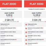 Allnet-Flat mit bis zu 3GB LTE + EU-Flat ab 9,99€/Monat (monatlich kündbar) + gratis Zeitschriften