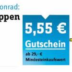 Conrad: Bis zu 9,99€ sparen + gratis Lieferung ab 20€