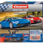 Carrera Digital 132 RACING SPIRIT Rennbahn für 249,95€ inkl. Versand