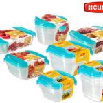 Curver Set Fresh & Go: 22 Frischhaltedosen mit luftdichtem Verschluss für 25,90€ inkl. Versand