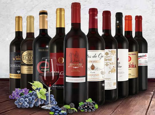Ebrosia Angebot Deal Gutschein Schnäppchen Rotwein