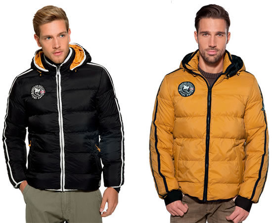 Daunenjacke Angebot Deal Camp David