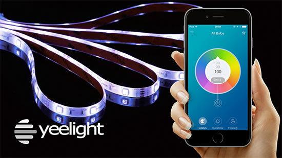 Beleuchtung LED Angebot Lichtleiste Steuerung