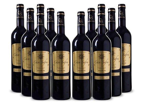 Wein Rotwein Spanien Angebot Deal