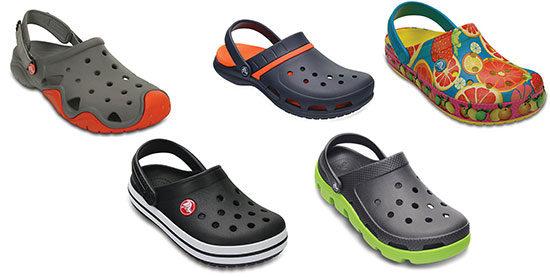 Clogs Crocs Rabatt Günstig Schnäppchen Schuhe Hausschuhe