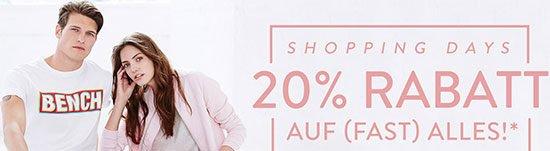 Bench Shop Online Kleidung Sparen Deal