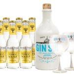 Gin Sul + 6x Fever Tree Indian Tonic + 2 Gläser für 39,90€ inkl. Versand (statt 71,42€)