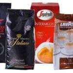 4kg Kaffeebohnen verschiedener Hersteller für 45,94€ inkl. Versand