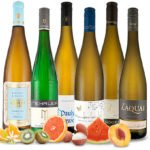 6 Flaschen Riesling Premium Wein-Probierpaket für 44,00€ inkl. Versand