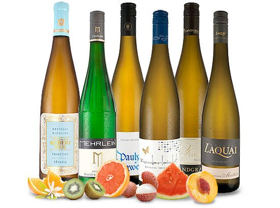 Weine Riesling Angebot Deal Gutschein Deutschland deutscher Wein