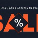 Sportscheck Sale mit bis zu 70% Rabatt + 10% Extra-Rabatt