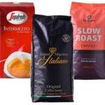 3kg Kaffeebohnen verschiedener Hersteller für 34,33€ inkl. Versand